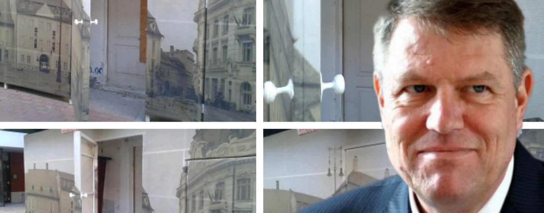 Reteaua samsarilor imobiliari din Sibiu. Cum a transformat Klaus Iohannis o biblioteca intr-un WC public