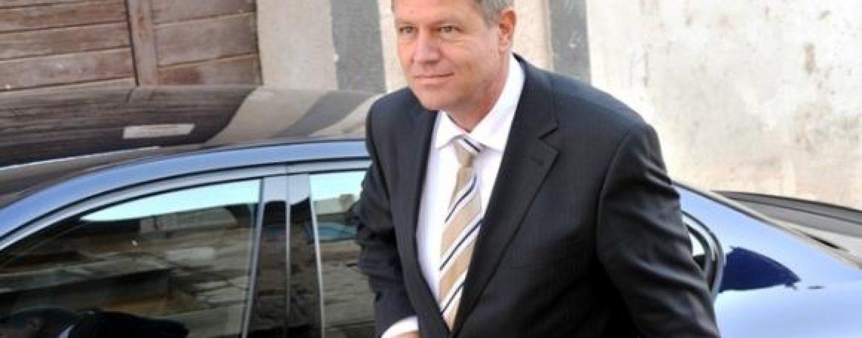 Klaus Iohannis se bazeaza în campania pentru prezidenţiale şi pe Emil Boc