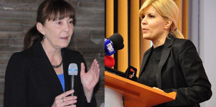 Elena Udrea și Monica Macovei ar putea avea cea mai explozivă dezbatere din aceste alegeri