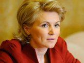Andreea Paul i-a îndemnat pe alegătorii de la Cluj Napoca să voteze cu Victor Ponta
