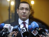 Victor Ponta: Povestea asta cu să fie de la Opoziţie sau de la Putere mie mi s-a părut o gogoaşă de la început