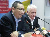Reacţia lui Victor Ponta după ce şi-a dat V. Hrebenciuc demisia din Parlament