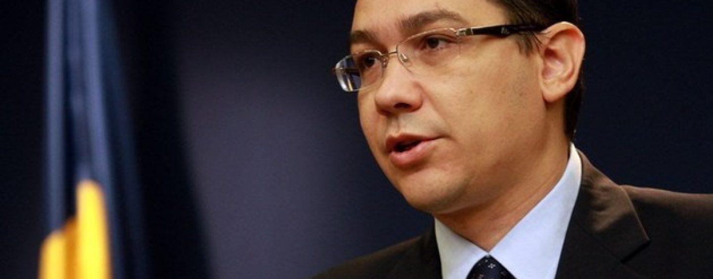 """Victor Ponta mulţumeşte opoziţiei că a lăsat-o mai moale cu """"povestea fraudării alegerilor"""""""