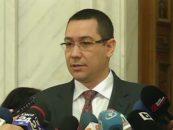 Victor Ponta: Marti vom avea o discuţie despre cel pe care-l voi propune ca prim-ministru