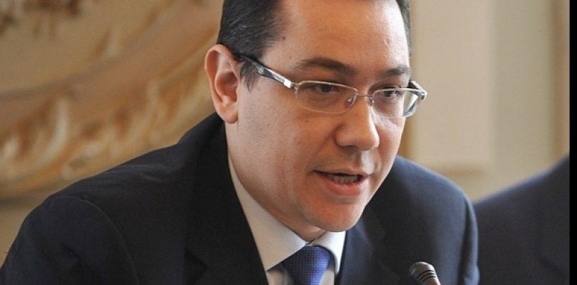 Victor Ponta: Obiectivul campaniei este de a a lua în primul tur 37,5% din voturi