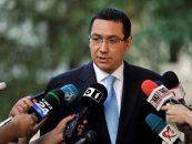 Ponta: Datoria noastra morală este ca această tragedie să nu fie uitată niciodată