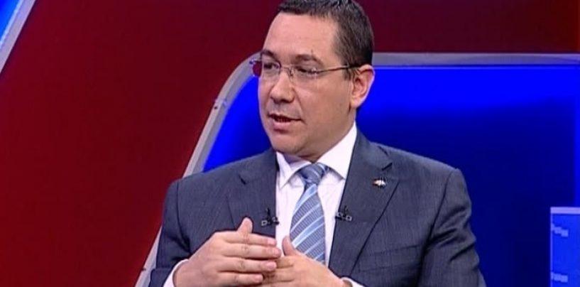 Reacţia lui Victor Ponta la acuzaţiile lui Traian Băsescu privind implicarea serviciilor de informaţii în campania electorală