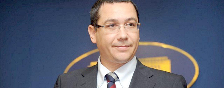 Victor Ponta: Eu aş fi un preşedinte parlamentar ales prin vot universal