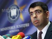Ministrul Justitiei, reactie la Basescu: Conflict de interese doar pentru cei care au facut politie politica