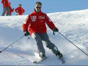 Veşti îmbucuratoare despre Michael Schumacher