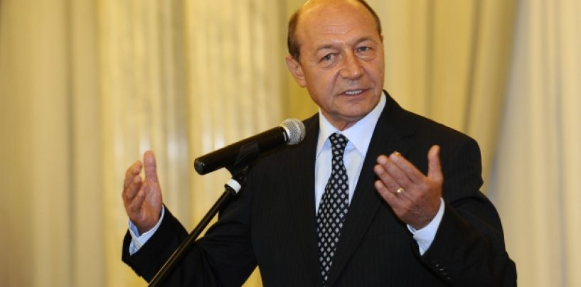 Traian Băsescu: Toate subiectele de dezbatere sunt despre Băsescu
