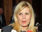 Elena Udrea audiată la DNA înainte de campanie
