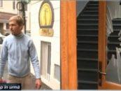Un bărbat a distrus uşa de la intrarea în sediul DNA