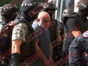 Omar Hayssam a fost dus la DNA sub pază militară