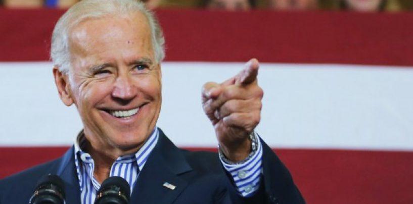 Klaus Iohannis a purtat o discutie telefonica cu vicepresedintele american, Joe Biden