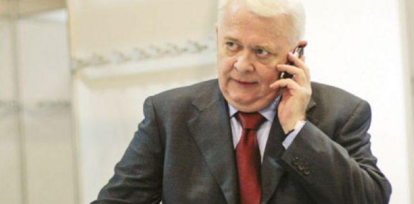 Viorel Hrebenciuc rămâne în arest