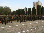 Ceremonie solemna de Ziua Armatei la Satu Mare