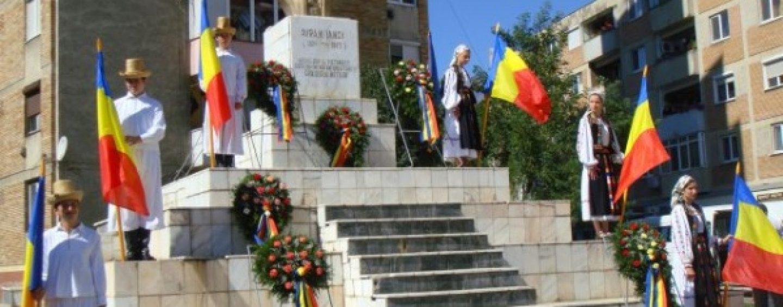 Avram Iancu, comemorat la Carei, in prezentata autoritatilor locale si judetene