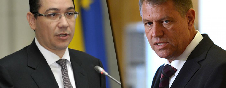 Azi se decide cine va fi noul președinte: Victor Ponta sau Klaus Iohannis