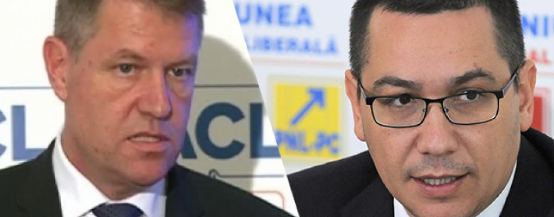 EXIT POLL CSCI, ORA 21.00: Victor Ponta – 50,72%, Klaus Iohannis 49,28%