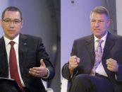 SONDAJ:  Victor Ponta-54%, Klaus Iohannis-46%