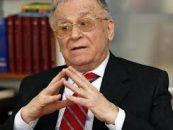 Ion Iliescu: Nu este cazul acum ca Victor Ponta sa-si dea demisia din fruntea Guvernului