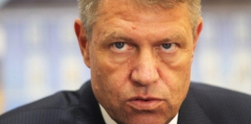 Klaus Iohannis, cercetat penal intr-un dosar de retrocedare a unui imobil din Sibiu