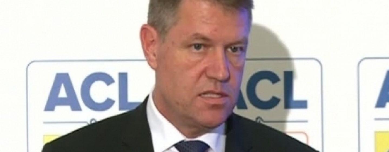 Klaus Iohannis refuză invitația Antenei 3 în favoarea altei televiziuni