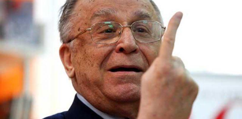 Scandal la PSD: Ioan Rus l-a facut comunist pe Ion Iliescu