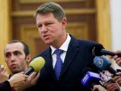 Klaus Iohannis: Am castigat! Am luat tara inapoi!