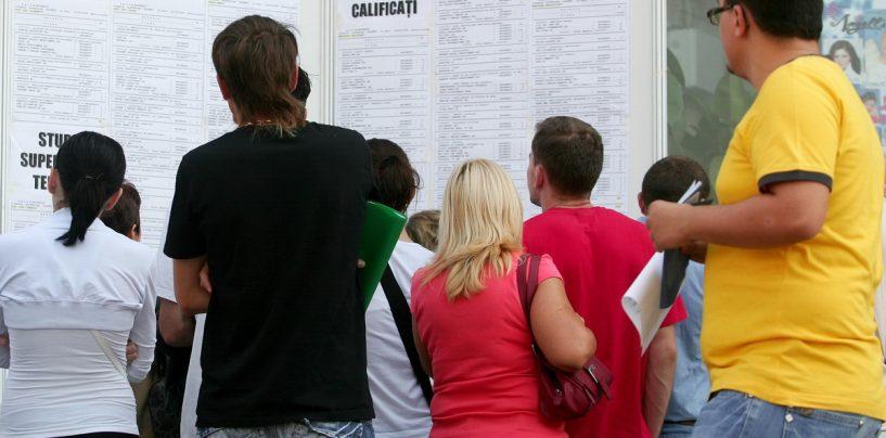 Peste 16.500 de locuri de muncă vacante, la nivel naţional