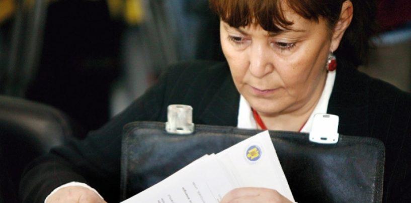 Monica Macovei a depus plângere penală împotriva lui Victor Ponta şi Titus Corlăţean