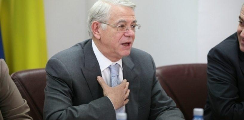 Teodor Melescanu a fost propus ministru al Afacerilor Externe