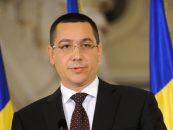Ponta despre negocierile pentru turul II: Am vorbit şi cu Tăriceanu şi Meleşcanu