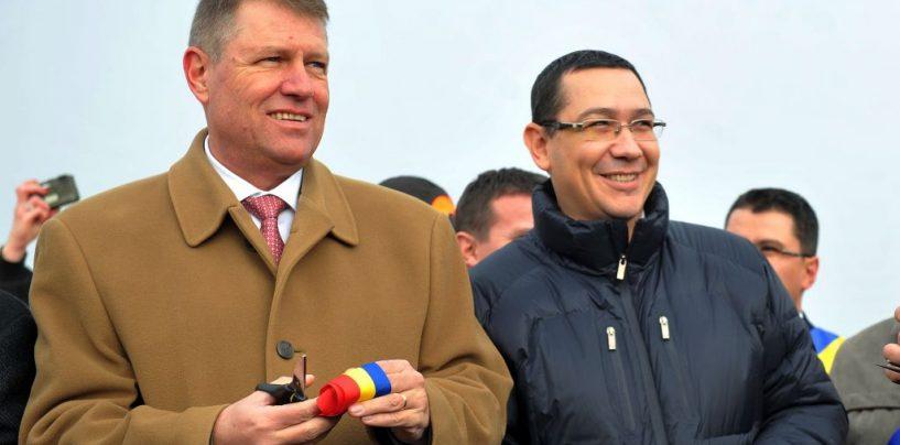 Victor Ponta va participa la cele patru dezbateri de la televiziunile de stiri, cu sau fara Klaus Iohannis