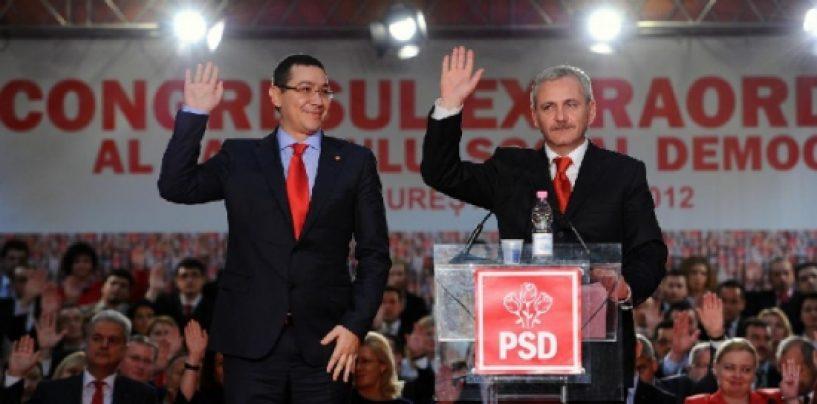 """Victor Ponta: """"Liviu Dragnea va fi preşedintele PSD până la congresul din februarie"""""""