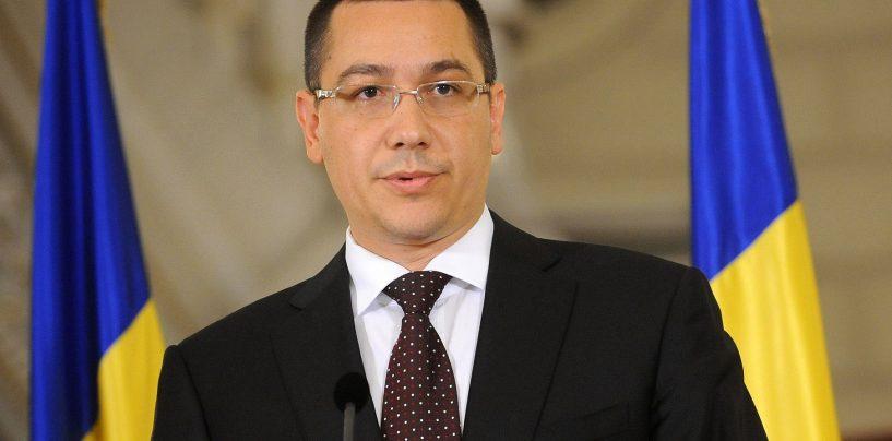 Ponta, despre protestele legate de votul din diaspora: Se pregăteşte confiscarea temei de Băsescu şi Iohannis