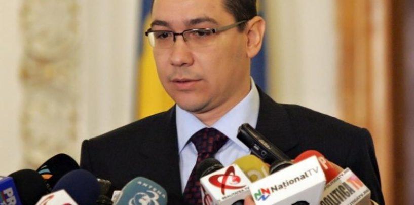 Victor Ponta : Avem nevoie de o rupere de trecut. Trebuie sa scapam de imaginea unui partid al comunistilor, al baronilor locali, protectori ai coruptilor