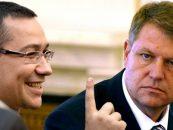 Klaus Iohannis A ACCEPTAT dezbaterea cu Ponta