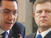 """Ponta catre Iohannis: """"Sunteţi o POLEIALĂ a lui Raţiu şi Crin. În interior sunteţi Băsescu"""""""