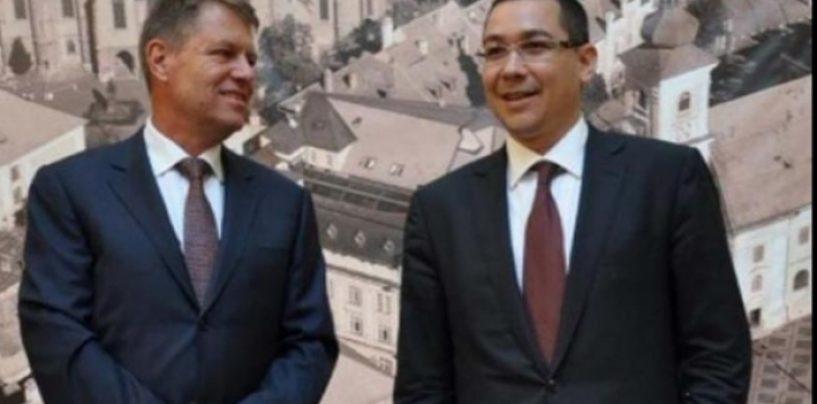 """Ultima întrebare din dezbatere a fost a lui Iohannis pentru Ponta: """"Pot să contez pe votul dumneavoastră?"""""""
