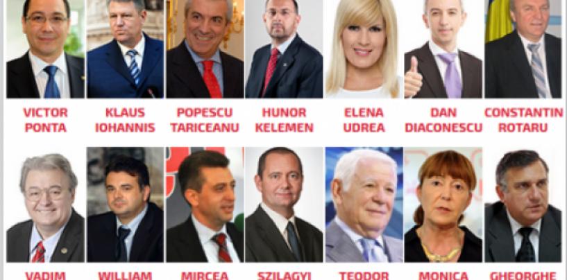 Românii votează astăzi preşedintele. Peste 18 milioane de alegători sunt aşteptaţi la urne