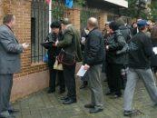 Numărul de alegători de la cele 294 de secții de votare organizate în străinătate