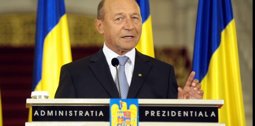 Traian Basescu a transmis un mesaj pentru toti romanii din strainatate