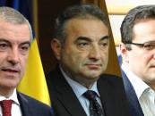Ponta: Tăriceanu, prima variantă de premier. Nu exclud să fie şi Florin Georgescu sau George Maior