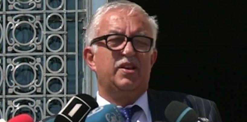 Președintele CCR, Augustin Zegrean, își dorește un președinte adevărat