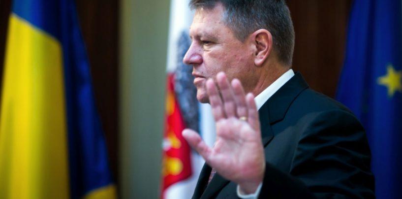 Klaus Iohannis poate fi declarat incompatibil. CCR considera constitutionala decizia ANI