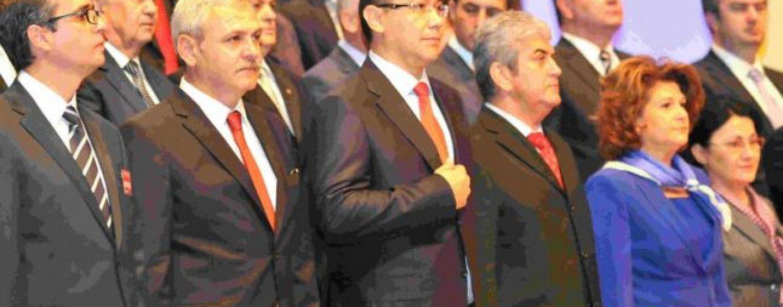 Componenta noului Guvern Victor Ponta. Conducerea PSD l-a votat cu unanimitate de voturi