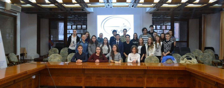 Consiliul Judetean SM al elevilor are un nou presedinte