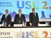 Noua structura a Guvernului: PC, UNPR, PLR, cate doua mandate